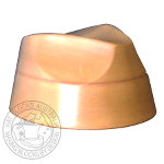 hat blocks australia Trilby Crown front