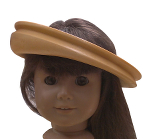 hat blocks australia Doll's Head And Brim