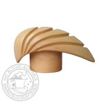 hat blocks australia Fascinator Isobel 2 side