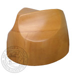 hat blocks australia Trilby 2 Crown angled