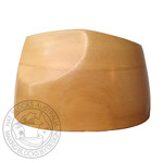 hat blocks australia Trilby 2 Crown side