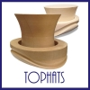 hat block design Top Hat icon