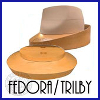 hat blocks australia Fedora Brims Icon